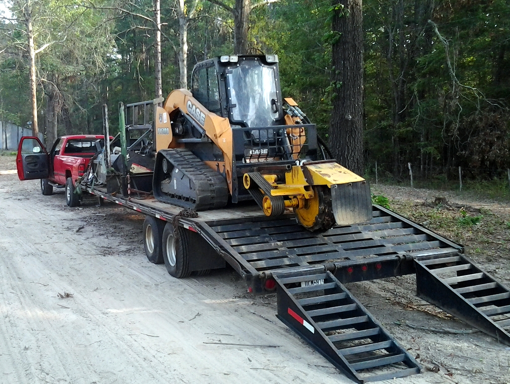 Complete Brush Mulching Timber Cutting And Land Clearing East Texas